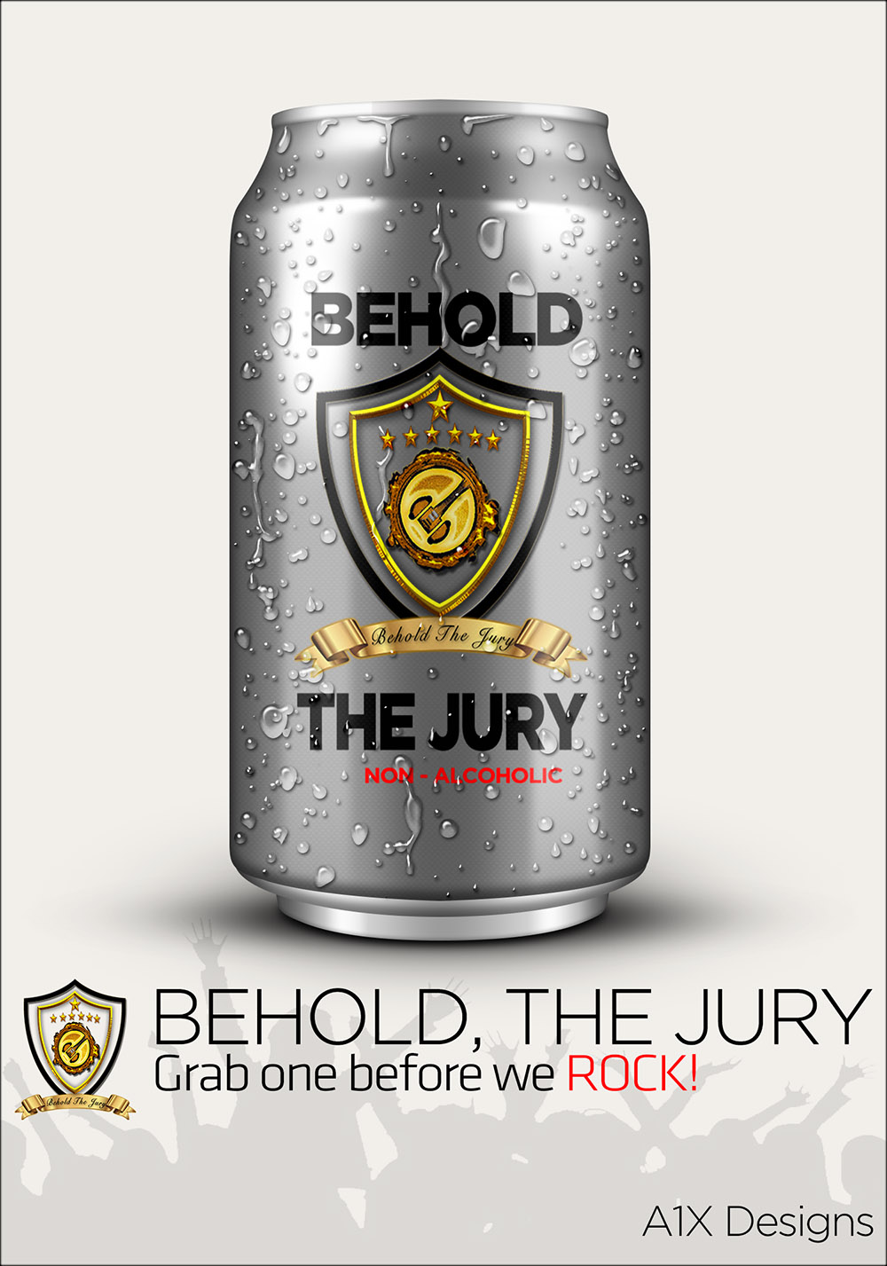 Behold the Jury Beverage