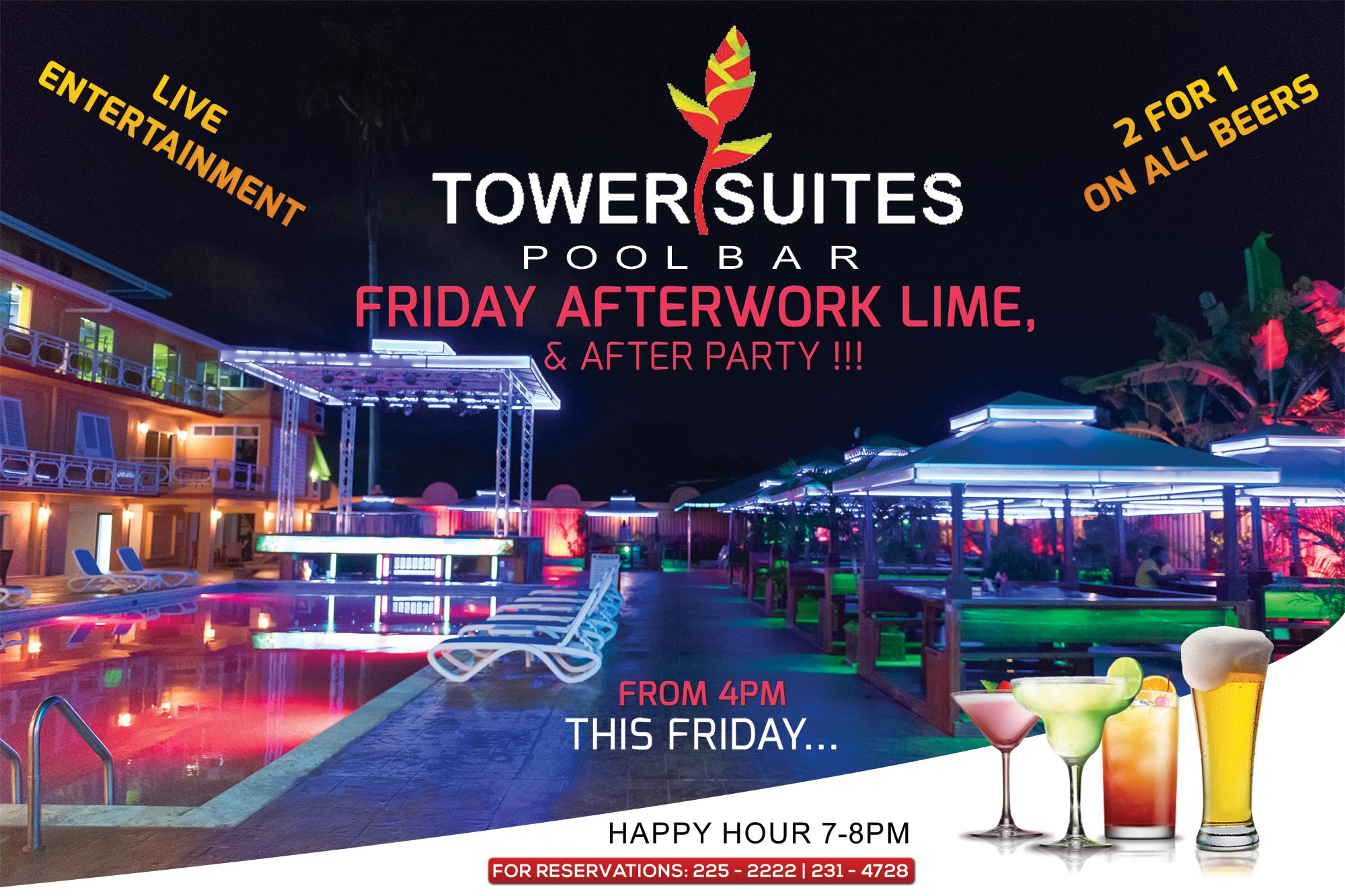 Hote Tower Lime